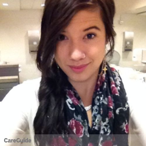 Canadian Nanny Provider Jessica Spork's Profile Picture