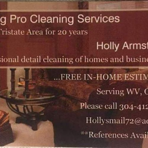 Housekeeper Provider Holly A's Profile Picture