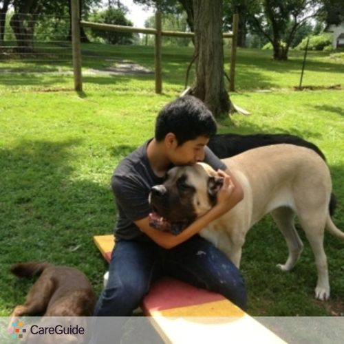 Pet Care Provider Kevin G's Profile Picture