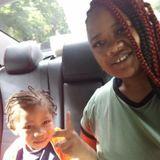 Baby sitter/small meals/ pick up/ drop off/homework help/errands/park trips