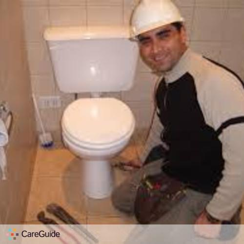 Plumber Provider Juan Samaniego's Profile Picture