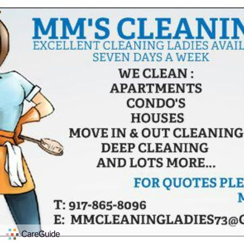 Housekeeper Provider Michelle Morris's Profile Picture
