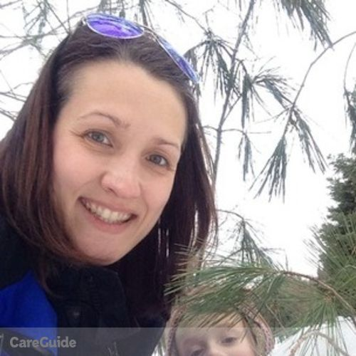Canadian Nanny Job Bethany Thornton's Profile Picture