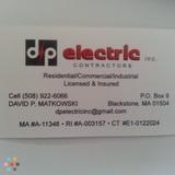 Electrician in Blackstone