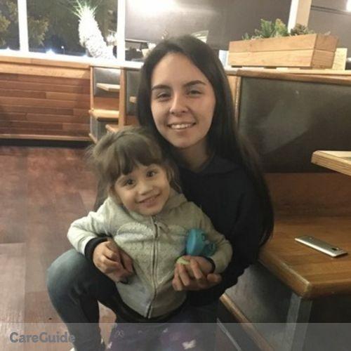 Canadian Nanny Provider Andrea Hernandez's Profile Picture