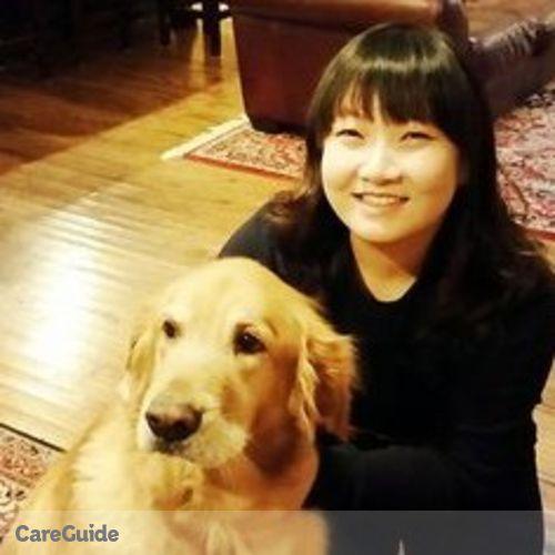 Pet Care Provider Yeji Park's Profile Picture