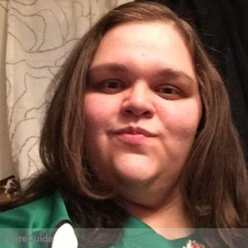 Canadian Nanny Provider Amanda 's Profile Picture