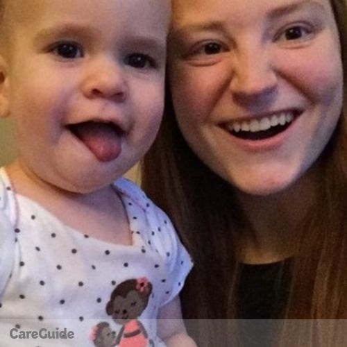 Canadian Nanny Provider Jaimie Olchowski's Profile Picture