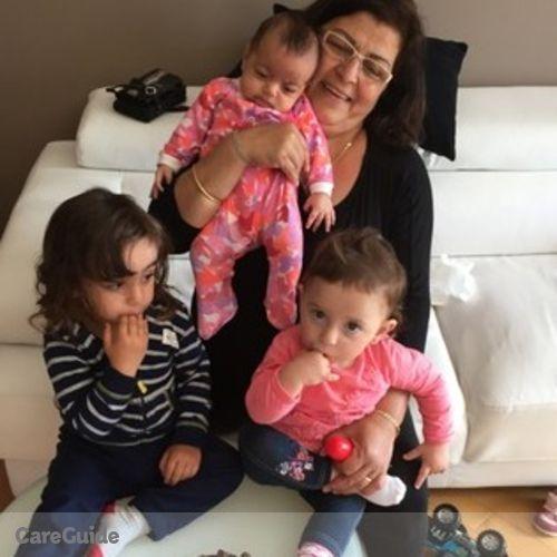 Canadian Nanny Provider Randa Alswiti's Profile Picture