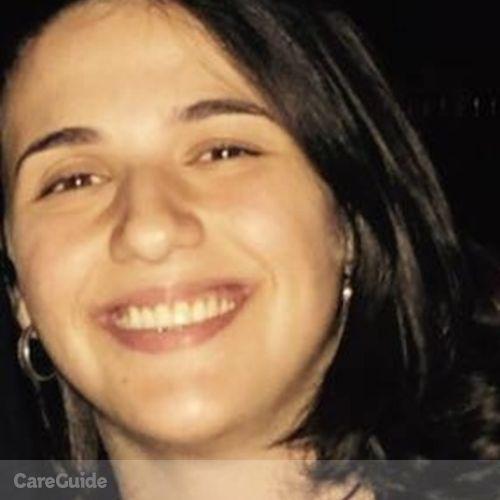 Canadian Nanny Provider Camila Cabrini's Profile Picture