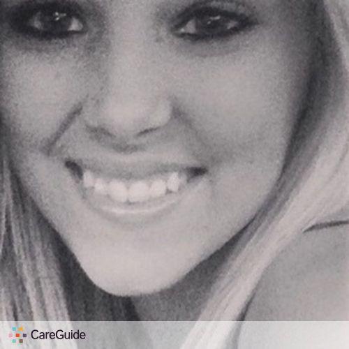 Child Care Provider Megan Robinson's Profile Picture