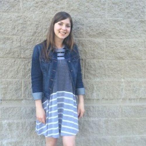 Canadian Nanny Provider Kennedy Quantz's Profile Picture