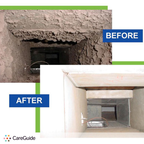 Air Duct Dryer Vent Amp Chimney Cleaning Services House