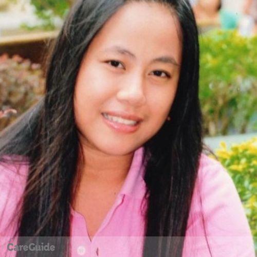 Canadian Nanny Provider Divine Grace Suniga's Profile Picture