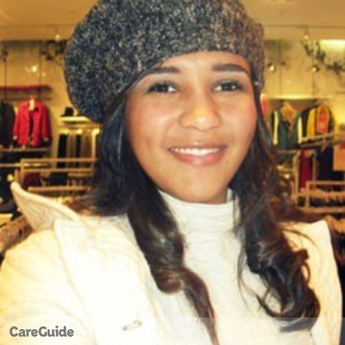 Canadian Nanny Provider Francielle da Silva's Profile Picture