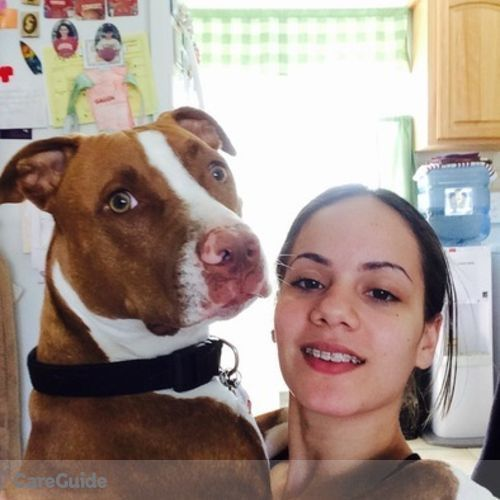 Pet Care Provider Jacqueline Rivera's Profile Picture