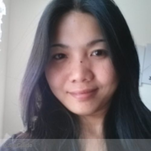 Canadian Nanny Provider Jhomelyn Bulusan's Profile Picture