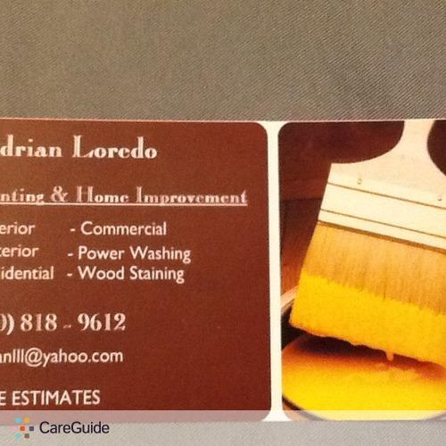 Painter Provider Adrian Loredo's Profile Picture