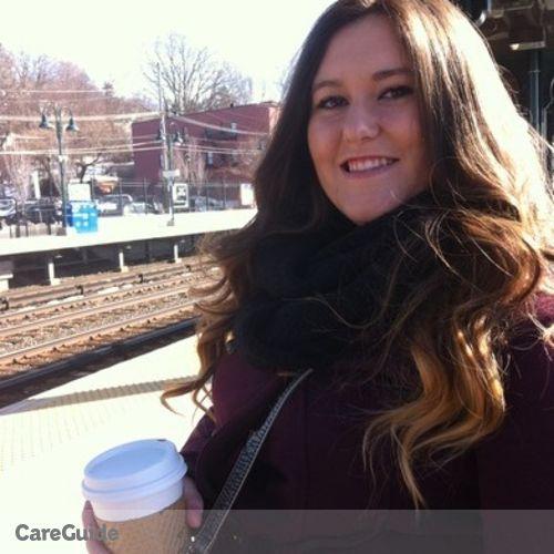 Canadian Nanny Provider Jessica Ward's Profile Picture
