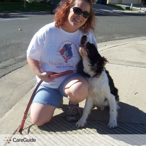 Pet Care Provider Teresa Larios's Profile Picture