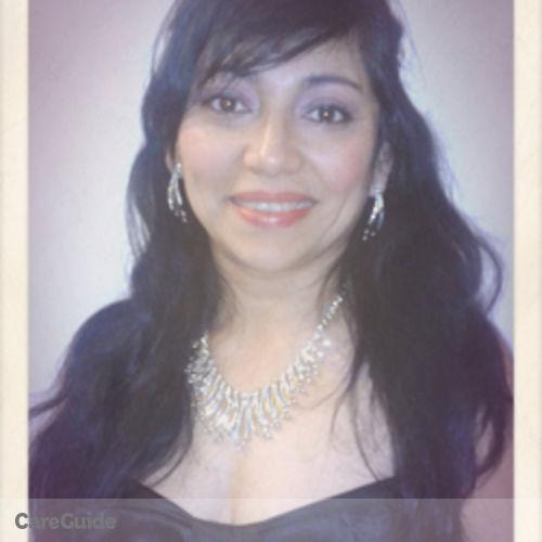 Canadian Nanny Provider Claudia aparicio-Castillo's Profile Picture