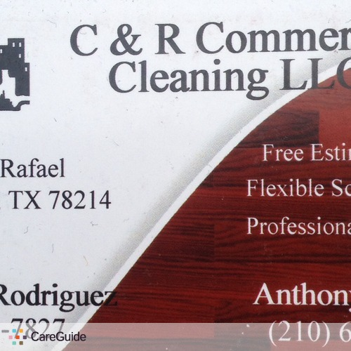 Housekeeper Provider Robert Garcia's Profile Picture