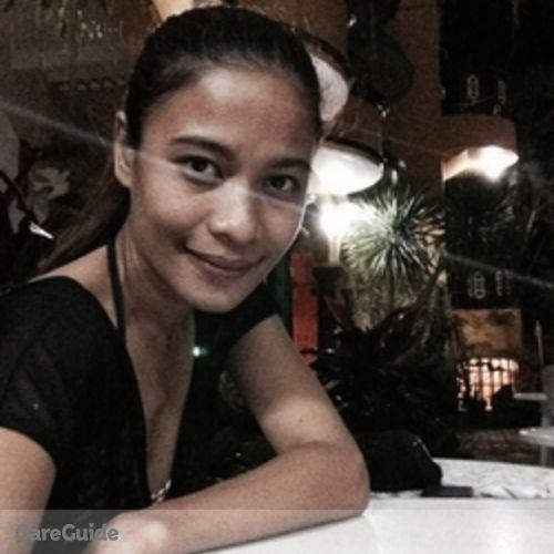 Canadian Nanny Provider Glaiza Rose Cha's Profile Picture