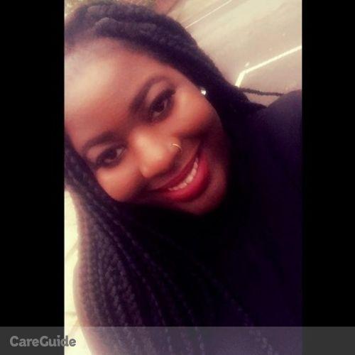 Canadian Nanny Provider Ursula Victoria Mendes's Profile Picture