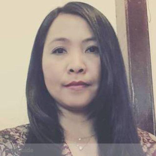 Canadian Nanny Provider Imelda Gamata's Profile Picture