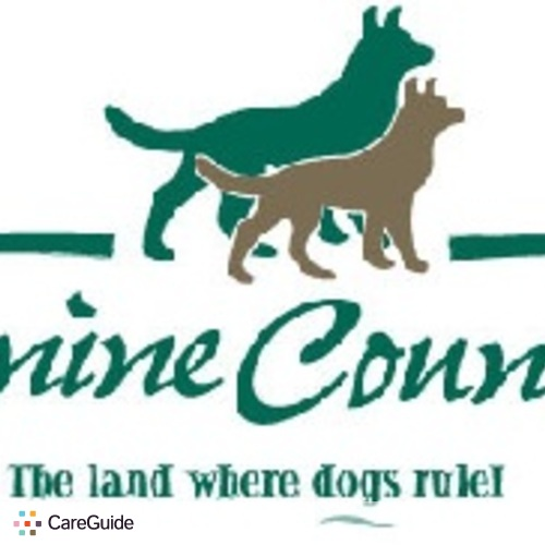 Pet Care Provider Canine Country's Profile Picture
