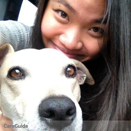 House Sitter Provider Alice Yoon's Profile Picture