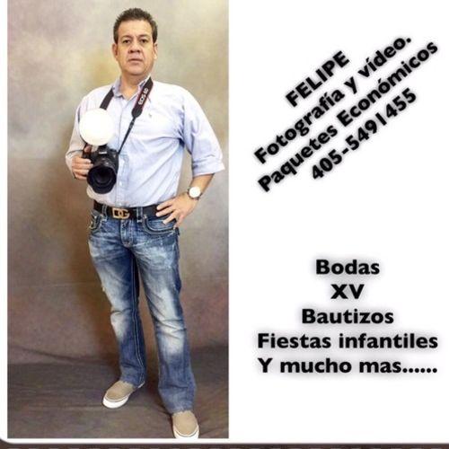 Videographer Provider Felipe R's Profile Picture