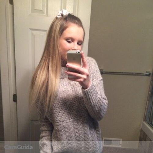 Canadian Nanny Provider Ella Hodson's Profile Picture