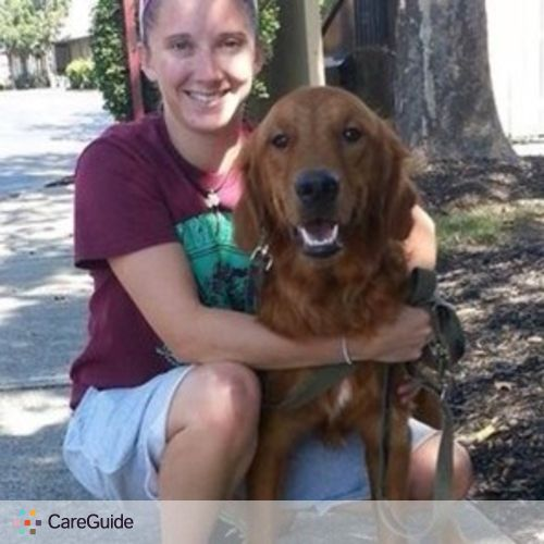 Pet Care Provider Amanda Brown's Profile Picture