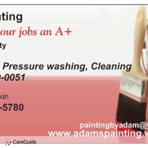 Painter Provider Adam Beatty's Profile Picture