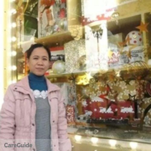 Canadian Nanny Provider Aiza Cuellar's Profile Picture