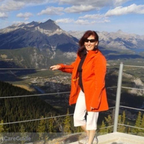 Canadian Nanny Provider Blanca G's Profile Picture