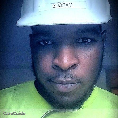 Handyman Provider Marcus D's Profile Picture