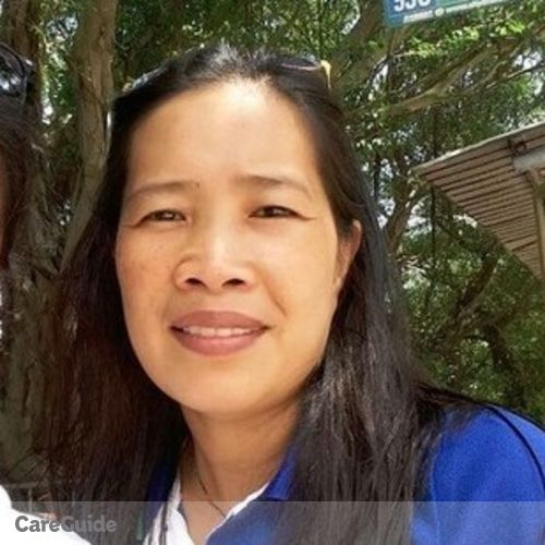 Canadian Nanny Provider Marilou Navarro's Profile Picture