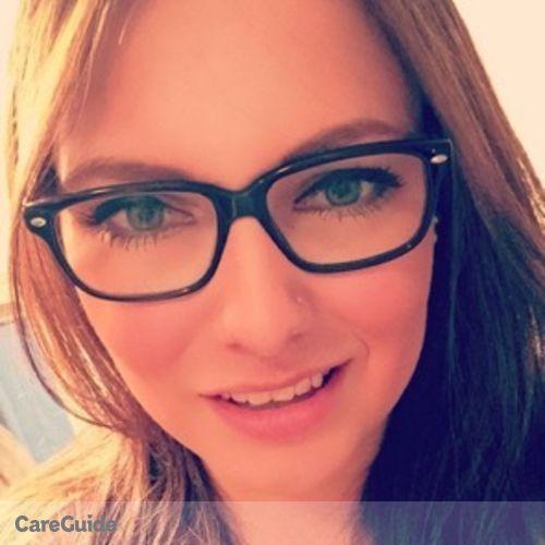 Canadian Nanny Provider Allie F's Profile Picture