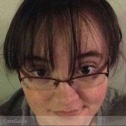 Canadian Nanny Provider Amy Hunter's Profile Picture