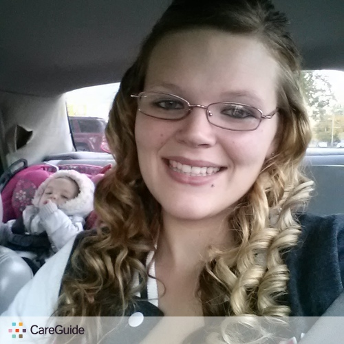 Child Care Provider Amber Long's Profile Picture