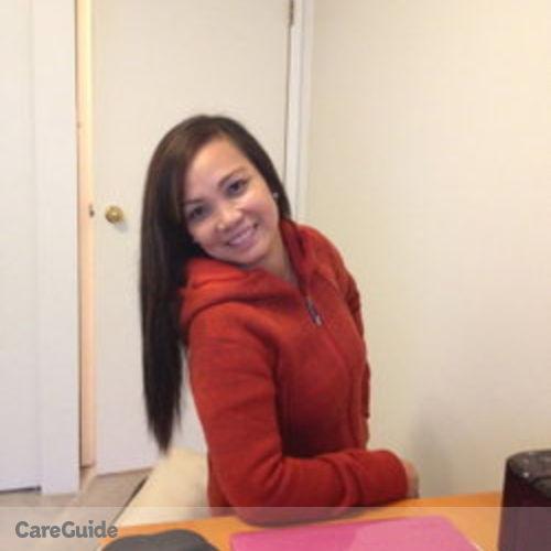 Canadian Nanny Provider Jophija Santiago's Profile Picture