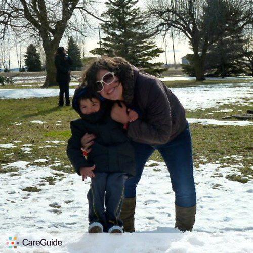 Child Care Provider Zaraht Reategui's Profile Picture