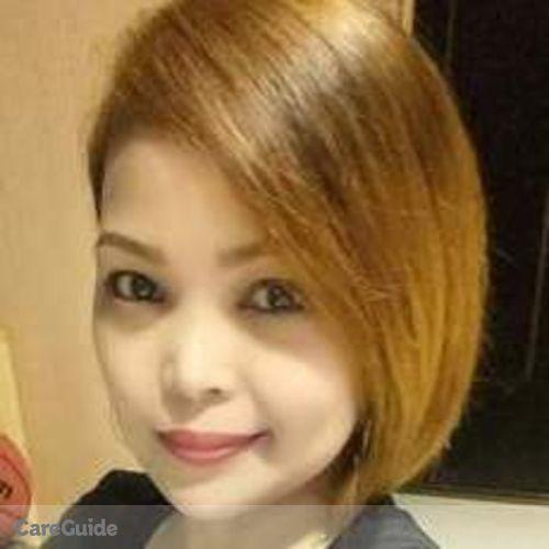 Canadian Nanny Provider Jenny De Vera's Profile Picture