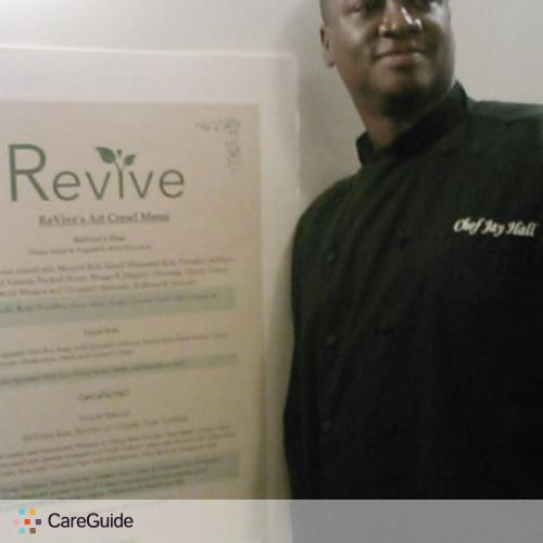 Chef Provider Chef Jay Hall's Profile Picture