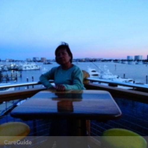 Canadian Nanny Provider Yolanda Tangan's Profile Picture