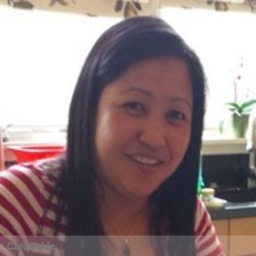 Canadian Nanny Provider Maria Cristina Blas's Profile Picture