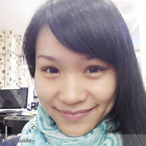 Canadian Nanny Provider Tina Li's Profile Picture