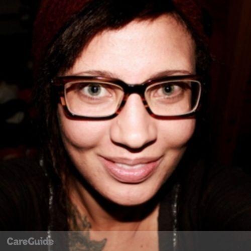 Canadian Nanny Provider Alicia Fay's Profile Picture